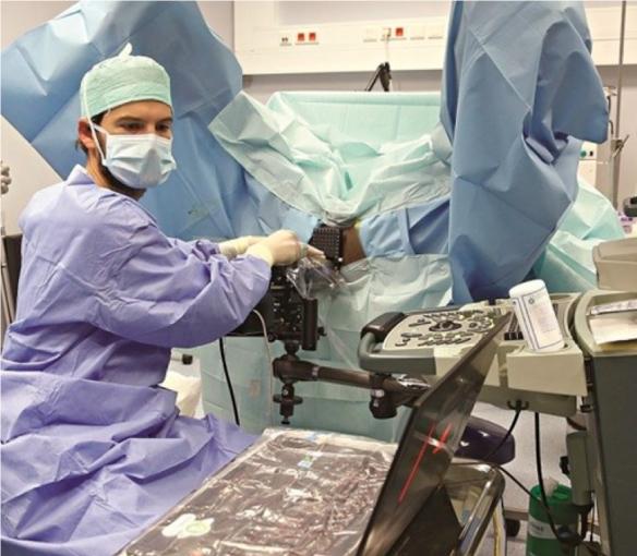 ecografia prostatica trans rectal